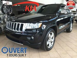 2013 Jeep Grand Cherokee LIMITED, CUIR, TOIT, MAG 20POUCE