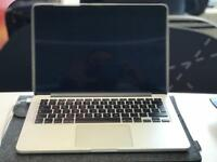 Macbook Pro Retina 13.3 - 2.7 GHZ i5 128GB SSD 8GB RAM Early 2015 - Swap Considered
