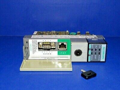 Allen Bradley 1747-l553 Series A Slc 500 Slc 505 Processor Controller