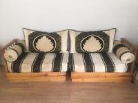 Sofa Moroccan style