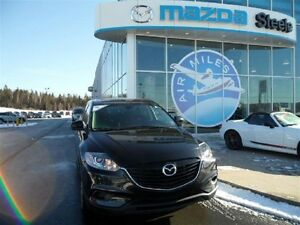2015 Mazda CX-9 GS LUXURY PACKAGE 4x4 AWD