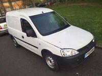 2010 Vauxhall COMBO . 1 OWNER. BRILLIANT CONDITION. 2-17 MOT. RECENTLY SERVICED.FREE WARRANTY.
