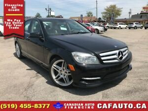 2011 Mercedes-Benz C-Class C350 | LEATHER | NAV | ROOF