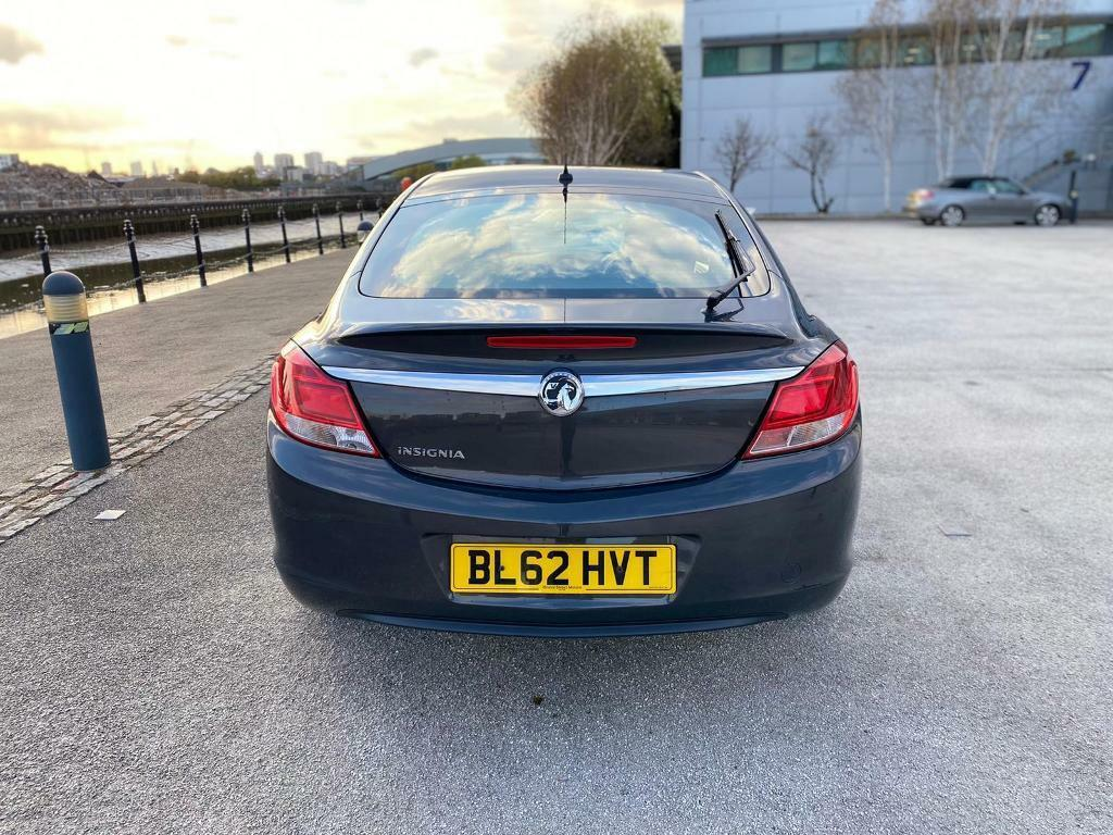 Vauxhall Insignia 1.8 i VVT 16v Exclusiv 5dr (62)
