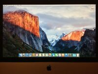 "Apple imac 21.5"" mid 2011 model latest El Capitan OSX"