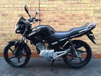 Yamaha YBR 125 125cc *Immaculate, FSH & Low Miles*