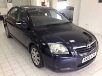 2006 Toyota Avensis T2 1.8