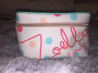 Zoella Cosmetic Bag