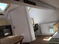 Studio flat/room, town centre, Nr Birmingham