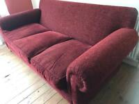 Free - large clean sofa