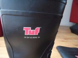TUF STEEL TOECAP WELLINGTONS