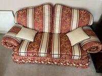X3 Seater & x2 seater sofas.