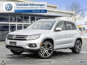 2017 Tiguan 2.0T HIGHLINE AUTOMATIC 4MOTION