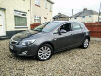Vauxhall Astra 1.7 CDTI Elite FSH 2 Owners Excellent Condition