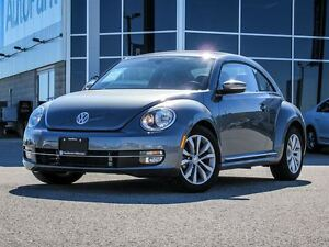 2015 Volkswagen Beetle 1.8T FWD| Heated Leather Interior