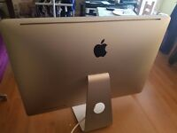 Apple iMac mid 2011 (27 inch) harldy used + Wireless Keyboard & Mouse - £600