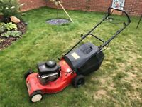 SOVEREIGN petrol mower lawnmower