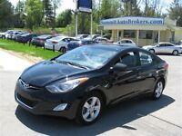 2013 Hyundai Elantra GLS Moonroof, heated seats