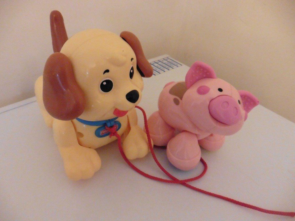 Fisher Price baby toy bundle £4 for all collection from Shepshed (or can post).