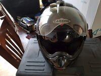 2 motor bike hellmets for sale