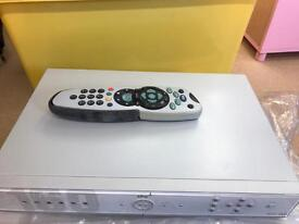 Sky+ 160 box with remote