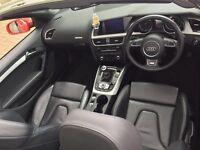 Audi A5 convertible tfsi 1.8