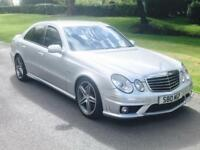 MERCEDES E63 - 2007 - CHEAPEST IN THE COUNTRY