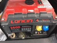 Loncin 2500 2KVA A series site generator