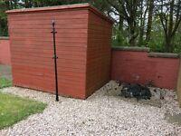 garden sheds 7 x 9