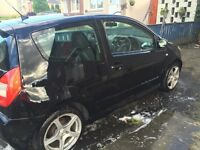 57 reg Must go need space Citroen c2 mot april17 not BMW Audi Vauxhall Renault ford only 450 ono