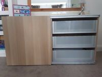 IKEA Besta storage combination, drawer, storage cabinet, sideboard