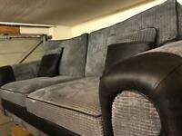 DFS 3 Seater Seater Sofa