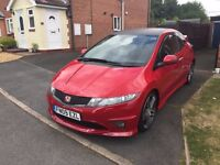"""Honda Civic Type R GT - FSH, Excellent example, 19"""" Rage Alloys"""