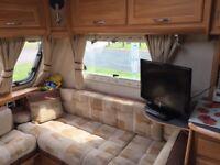 Fleetwood Heritage 640 ES 6 berth, twin axle tourer