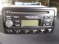 Ford 6000 car radio cd player