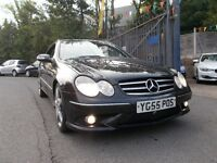 Mercedes-Benz CLK 3.0 CLK320 CDI Sport 7G-Tronic GREAT PERFORMANCE 05/55