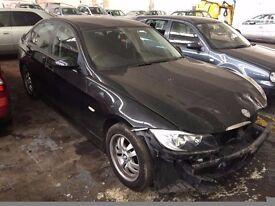 BREAKING BMW E90 3 SERIES BLACK CAR PARTS 2005-2011 MODEL E90 BREAKING SPARES CAR PARTS