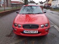 Rover 25 (2002)