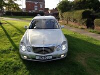 2008 Mercedes-Benz E Class 2.1 E220 CDI Avantgarde 4dr [LADY OWNER+FSH+WARRANTY+NEW MOT]