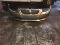 Bmw e93 front bumper fully loaded