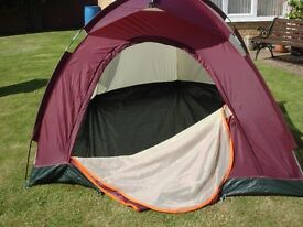 Tent 2Man made by Outbound (bargain of the day)