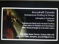ACCUDRAFT CANADA DRAFTING AND DESIGN SERVICES