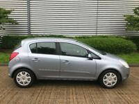 2007 VAUXHALL CORSA - LOW MILEAGE - Clean & tidy example