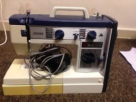 Sewing machine Jones £40