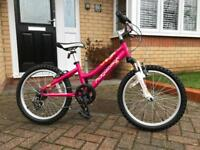 Ridgeback Harmony lightweight aluminium girls Mountain Bike