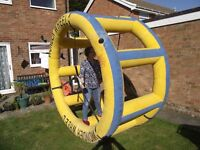 Inflatable Wonder Wheel Land and Water