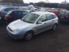 breaking for spares ford focus 1.6 2003