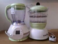 Nutribaby Food Steamer and Blender