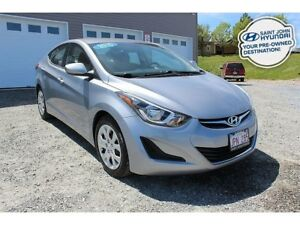 2015 Hyundai Elantra GL! HEATED SEATS! A/C! WARRANTY!