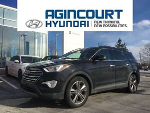 2013 Hyundai Santa Fe XL Limited/NAVI/LEATHER/PANO ROOF/OFF LEAS